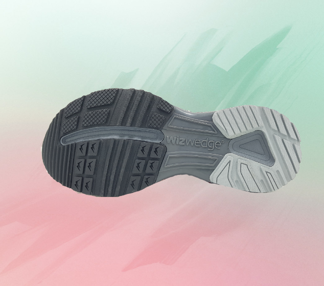 Vue outsole neon pink