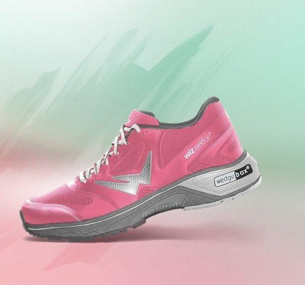 wizwedge pink